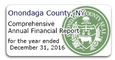 Comprehensive Annual Financial Report December 31, 2016