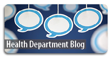 Click here to read our Health Department blog