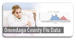 Click here for a PDF showing Onondaga County flu data