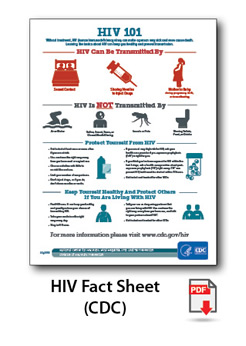 HIV Fact Sheet