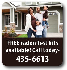 Free Radon Test Kits