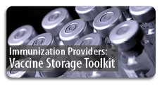 Vaccine Storage Toolkit