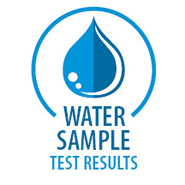 Water Sample Test Results