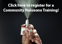 Click Here to Sign Up for a Community Training Session