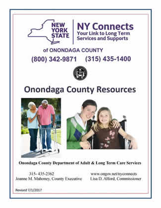 NY Connects Digital Resource Guide