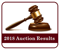 2018 RPTS Auction Results