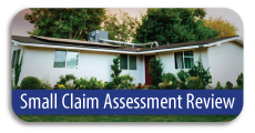 Small Claims Assessment Review