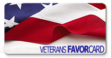 Veterans FAVOR Card