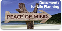 2015 - 2016 Peace of Mind Book
